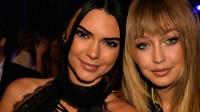 Burberry, Kendall Jenner ve Hadid kardeşleri bir araya getirdi