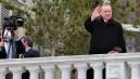 İstanbul'da fetih coşkusu! Milli sporcular ve gençler Başkan Erdoğan'ı selamladı…