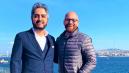 Medyanüve'nin sahibi Mustafa KÖSEOĞLU'ndan, Galataport İstanbul'un İş Geliştirme & Pazarlama Direktörü Sayın Bora HOŞVER'e ziyaret